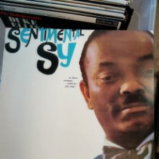 Discos de vinilo: SY OLIVER AND HIS ORCHESTRA ‎– SENTIMENTAL SY. Lote 194548637