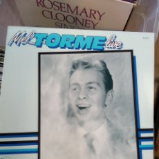 Discos de vinilo: MEL TORME WITH THE MEL-TONES ‎– MEL TORME LIVE WITH THE MEL-TONES, VOLUME TWO. Lote 194548721