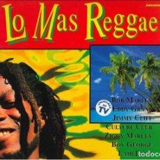 Discos de vinilo: LO MAS REGGAE. Lote 194549296