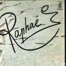 Discos de vinilo: RAPHAEL. Lote 194549381