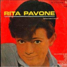 Discos de vinilo: RITA PAVONE . Lote 194549427
