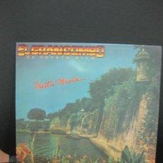 Discos de vinilo: EL GRAN COMBO DE PUERTO RICO. NUESTRA MUSICA. LP MANZANA PRODUCCIONES DISCOGRAFICAS 1985.. Lote 194555028