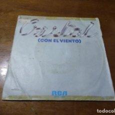 Discos de vinilo: CRISTAL- / COMO EL VIENTO / LAS MIL Y UNA NOCHES/ (MARIO BALAGUER E.MILLAN- SANTABARBARA) 1976. Lote 194555521