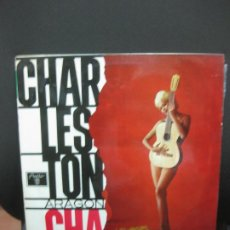 Discos de vinilo: LA ORQUESTA ARAGON. CHARLESTON CHA. LP IBEROFON 1967. Lote 194556158