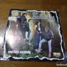 Discos de vinilo: SALVAJES* – ME HAS CAZADO / TOCO LA GUITARRA, CANTO MIS CANCIONES / 1981. Lote 194556581