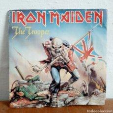 Discos de vinil: IRON MAIDEN / THE TROOPER / SINGLE 1983. Lote 194557466