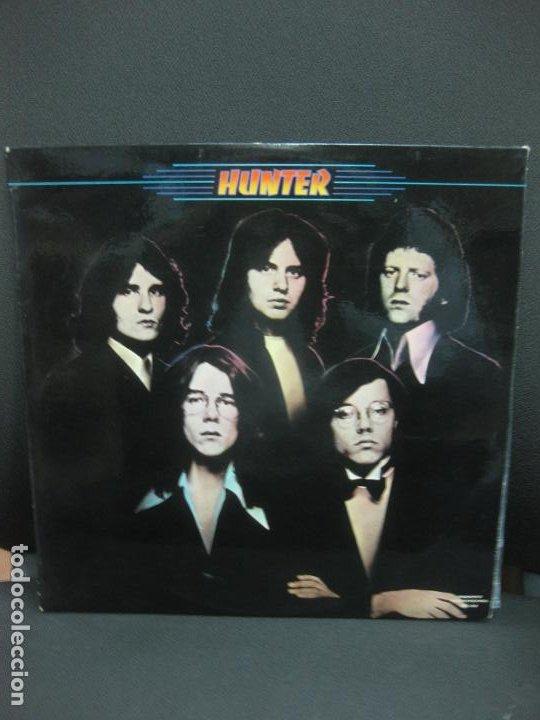HUNTER. COMING ON HOME. LP PENNY FARTHING 1978. (Música - Discos - LP Vinilo - Pop - Rock - Extranjero de los 70)
