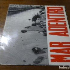 Discos de vinilo: LP - 33 DIAS DESPUES – MAR ADENTRO - ESPAÑA 1985-B.I.S. RECORDS – BIS 001. Lote 194558761