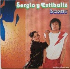 Discos de vinilo: SERGIO Y ESTIBALIZ – BEANS, ZAFIRO ZL-271. Lote 194558937