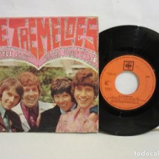 Discos de vinilo: THE TREMELOES - MY LITTLE LADY - SINGLE - 1968 - SPAIN - VG/VG. Lote 194559856