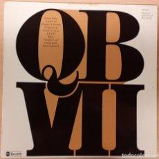 Discos de vinilo: QB VII JERRY GOLDSMITH (RARO). Lote 194561132