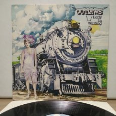 Discos de vinilo: OUTLAWS - LADY IN WAITING 1976 ED HOLANDESA GATEFOLD. Lote 194564443
