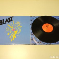 Discos de vinilo: 0220- HOLLY JOHNSON BLAST LONDON 1989 LP VIN POR VG ++ DIS NM Nº2. Lote 194564573