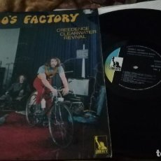 Discos de vinilo: CREDENCE CLEARWATER REVIVAL. COSMO'S FACTORY . Lote 194564590