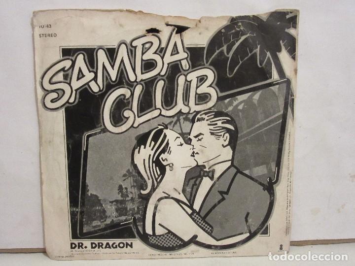 Discos de vinilo: Dr. Dragon - Superman, Hes A Macho / A Samba Club - Single - 1979 - Spain - VG/P - Foto 2 - 194564823