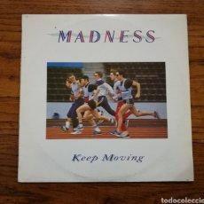 Discos de vinilo: VINILO MADNESS KEPP MOVING. Lote 194564845