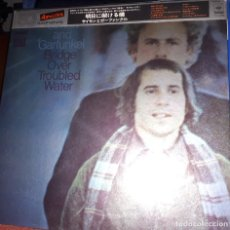 Discos de vinilo: LP JAPON SIMON AND GARFUNKEL - BRIDGE OVER TROUBLED WATER. Lote 194564965