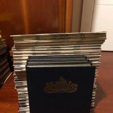Discos de vinilo: COLECCIÓN DE 99 VINILOS Y 4 TOMOS LA ZARZUELA. Lote 194566213