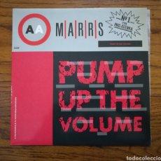 Discos de vinilo: VINILO MARRS PUMP UP VOLUME. Lote 194567302