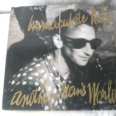 Discos de vinilo: IMMACULATE FOOLS ANOTHER MAN'S WORLD. Lote 194570761