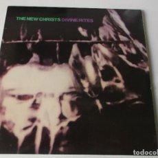 Discos de vinilo: THE NEW CHRISTS DIVINE RITES, 1988 CITADEL. Lote 194571422