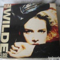 Discos de vinilo: KIM WILDE CLOSE. Lote 194571662