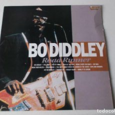 Discos de vinilo: BODIDDLEY ROAD RUNNER, 1989 ZAFIRO. Lote 194572630