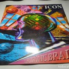 Discos de vinilo: VINILO - MAXI - ICON – ELECTRONIC BRAIN - SUN RECORDS – S003. Lote 194574327