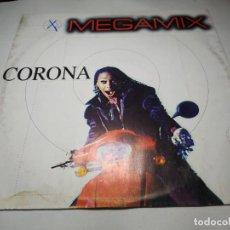 Discos de vinilo: VINILO - MAXI - CORONA – MEGAMIX - MX 746. Lote 194574523
