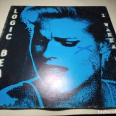 Discos de vinilo: VINILO - MAXI - LOGIC BEAT – I WANNA CRY - MX 706. Lote 194574653