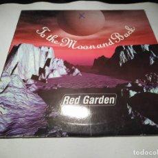 Discos de vinilo: VINILO - MAXI - RED GARDEN – TO THE MOON AND BACK - VLMX 019. Lote 194575102