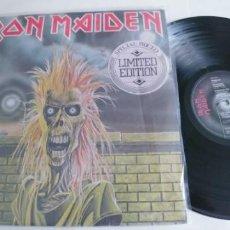Discos de vinilo: IRON MAIDEN-LP -LONDON 1980. Lote 194575195