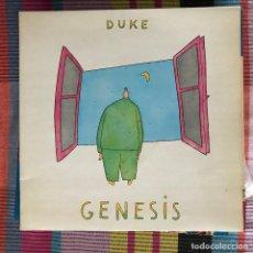 Discos de vinilo: GENESIS - DUKE - LP CHARISMA SPAIN 1980. Lote 194577920