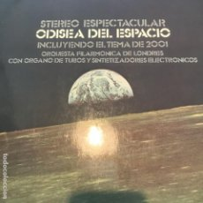 Discos de vinilo: ORQUESTA FILARMÓNICA DE LONDRES  ODISEA DEL ESPACIO 1973. Lote 194577962