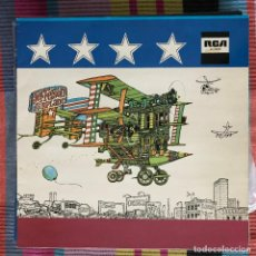 Discos de vinilo: JEFFERSON AIRPLANE - AFTER BATHING AT BAXTER'S (1967) - LP RCA SPAIN 1989. Lote 194578225