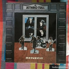 Discos de vinilo: JETHRO TULL - BENEFIT (1970) - LP CHRYSALIS SPAIN 1983. Lote 194578548