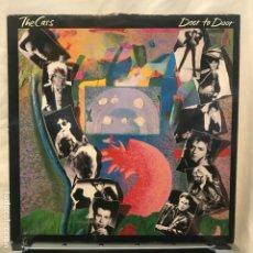 Discos de vinilo: THE CARS – DOOR TO DOOR 1987. Lote 194578958