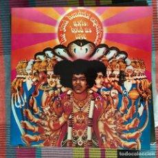 Discos de vinilo: JIMI HENDRIX EXPERIENCE - AXIS: BOLD AS LOVE (1967) - LP POLYDOR SPAIN 1988. Lote 194579187