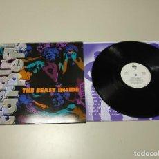 Discos de vinilo: 0220- INSPIRAL CARPETS THE BEAST INSIDE ESP 1991 LP VIN POR VG +/++ DIS VG +/++. Lote 194579333