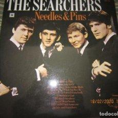 Discos de vinilo: THE SEARCHERS - NEEDLES & PINS LP - EDICION INGLESA - HALMARK RECORDS 1971 - MUY NUEVO (5). Lote 194579733