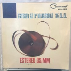 Discos de vinilo: ENOCH LIGHT AND HIS ORCHESTRA ‎ ESTEREO 35MM GAT 1964. Lote 194580120
