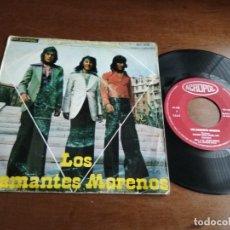 Discos de vinilo: LOS DIAMANTES MORENOS BASTIMO LAMOR AMORE / ¡OH! SEÑOR / 1975 ACROPOL ACID RUMBA-. Lote 194580816