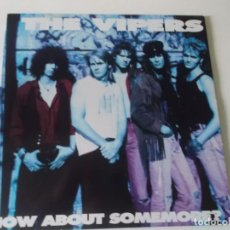 Discos de vinilo: THE VIPERS, HOV ABOUT SOMEMORE, 1988 INDIE ROCK. Lote 194581967