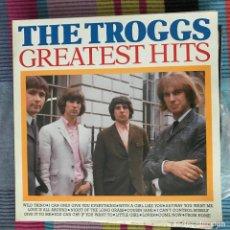 Discos de vinilo: TROGGS - GREATEST HITS - LP MASTERS HOLANDA 198?. Lote 194582273