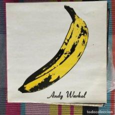 Discos de vinilo: VELVET UNDERGROUND & NICO - S/T (1967) - LP POLYDOR SPAIN 1984. Lote 194583340