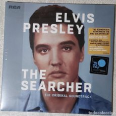 Discos de vinilo: ELVIS PRESLEY - THE SEARCHER 2LPS. Lote 194584146