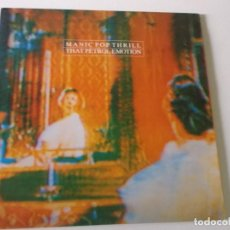 Discos de vinilo: THAT PETROL EMOTION MANIC POP THRILL, 1986 , 70 FIEND, INDIE ROCK. Lote 194584260