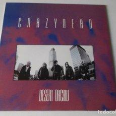 Discos de vinilo: GRAZY HEAD DESERT ORCHID, 1988 ED ESPAÑOLA INDIE ROCK. Lote 194584866