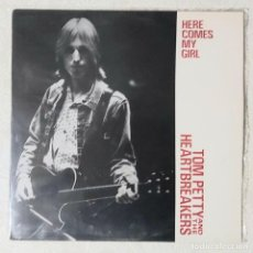 Discos de vinilo: TOM PETTY & THE HEARTBREAKERS - HERE COMES MY GIRL LP. Lote 194585413