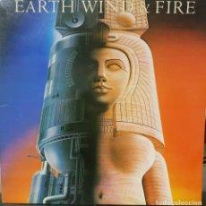 Discos de vinilo: GRUPO DE CHICAGO EARTH WING & FIRE - RAISE! - FUNK, GOSPEL, JAZZ, POP, BLUES - CARPETA ABIERTA 1981. Lote 194585847